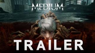 The Medium - Official Action Trailer   Психологический хоррор 4k