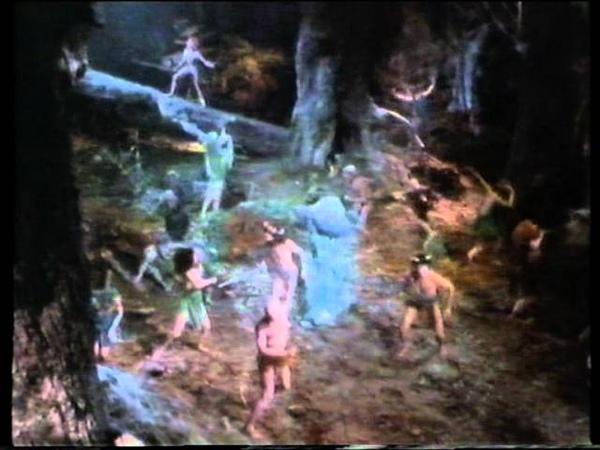 The Lindsay Kemp Company Lullaby A Midsummer Night's Dream film 1985 Celestino Coronado