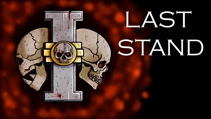 Warhammer 40000 Last Stand Анимация Cartoon subtitles