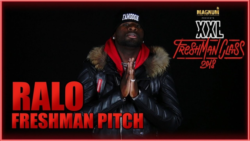 Ralo's Pitch for 2018 XXL Freshman