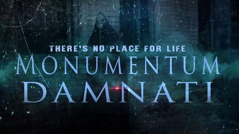 Monumentum Damnati - Theres No Place For Life (lyric video) 2020