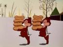 Работа за орехи Working For Peanuts (1953) - Серия №14
