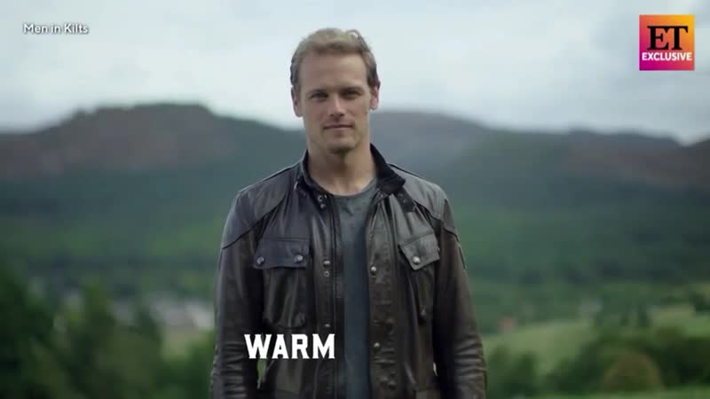 Sam Heughan reads Address to a haggis 2021