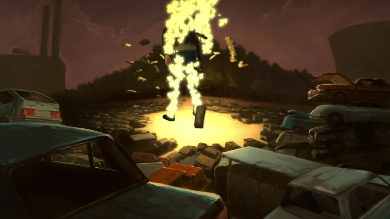Shot 232, 233 and 237 for the animated film Junkyard (Hisko Hulsing, releasedate 2012)