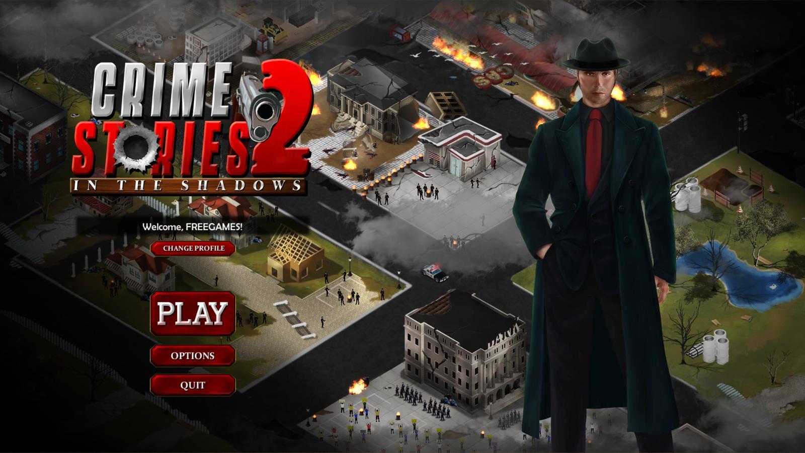 Криминальные истории 2: В тени | Crime Stories 2: In the Shadows (En)