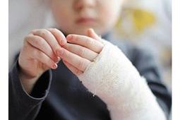 Врачи региона фиксируют снижение детского травматизма