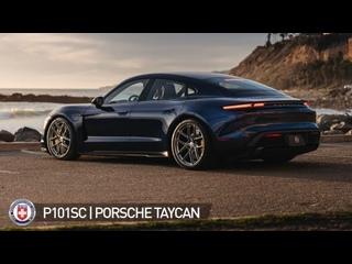 HRE P101SC - Porsche Taycan Turbo S
