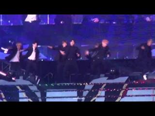 `FANCAM` 160424 Bangtan - Run @ Power of K 2016 Korea TV Fes in Japan