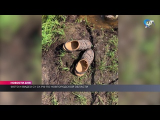 Проводится доследственная проверка по факту обнаружения тела мужчины в районе озера Ильмень