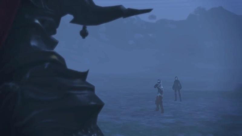 Final Fantasy XIV 2010 Gaius Van Baelsar