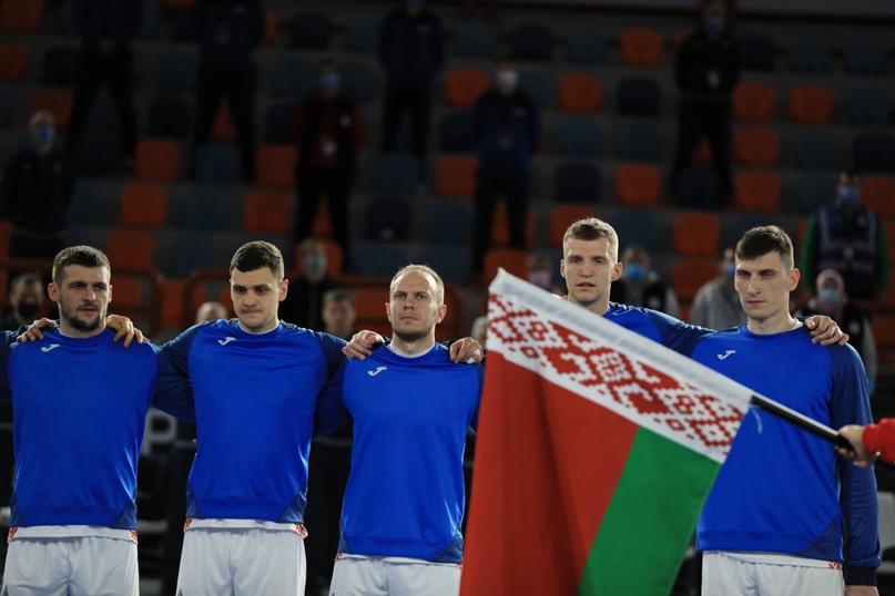 ЧМ-2021. На своих ошибках. Белорусы начнут основной раунд лишь с одним набранным очком, изображение №2