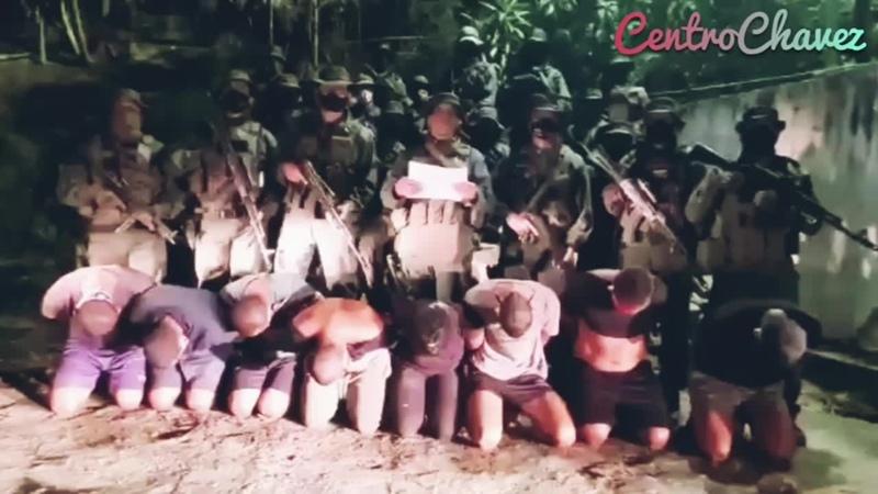CCHTV Новые задержания в Венесуэле 10 05 2020