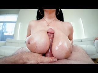 Angela White - POV BJ And Sloppy Tit Fuck - Porno, Big Tits Juicy Ass Chubby Boobs Plumper Booty Busty, Porn, Порно