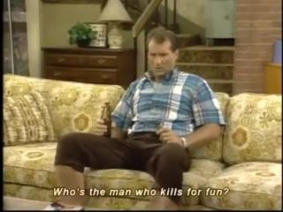 Al Bundy Psycho Dad