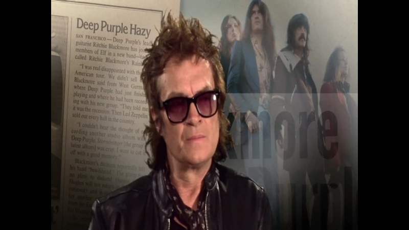 Deep Purple Ritchie Blackmore Leaves The Band Phoenix Rising 2011