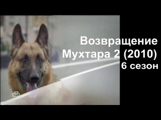 Возвращение Мухтара 2 (2010) 6 сезон 53-60 серии