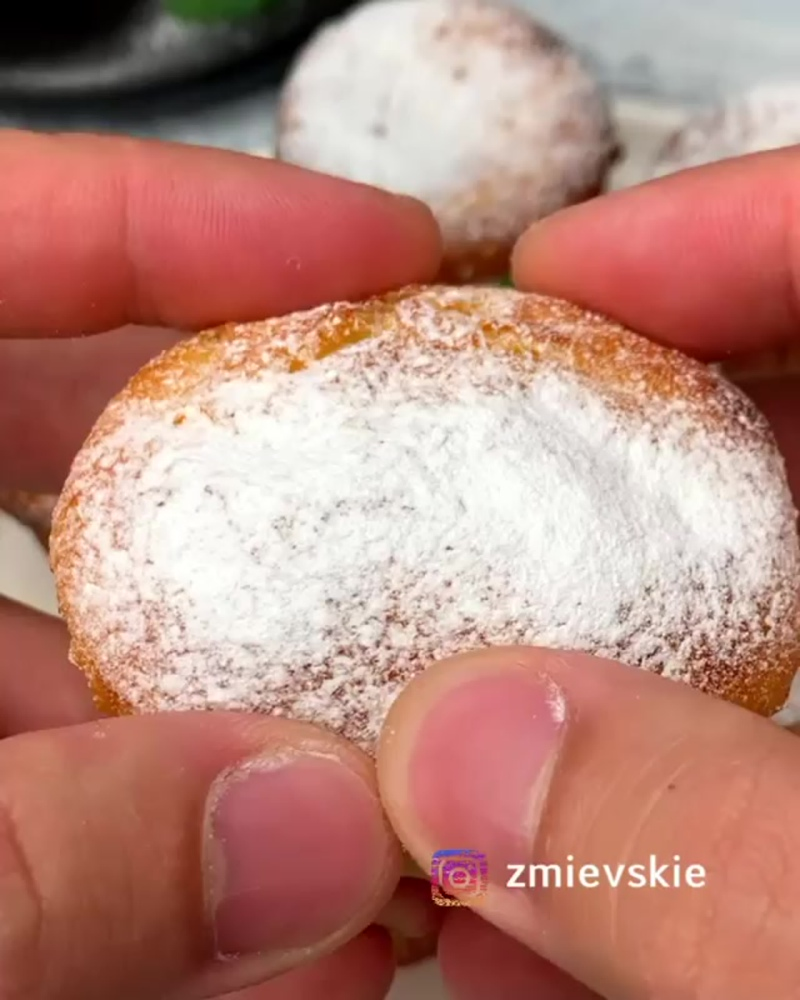 Воздушные творожные кексы