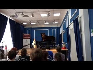 Всероссийский фортепианный детско-юношеский конкурс «Чайковский. Из века в век»  - Live