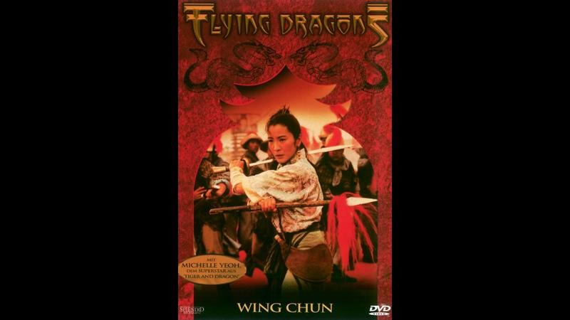 Вин Чун Wing Chun 1994 Александр Кашкин VHS