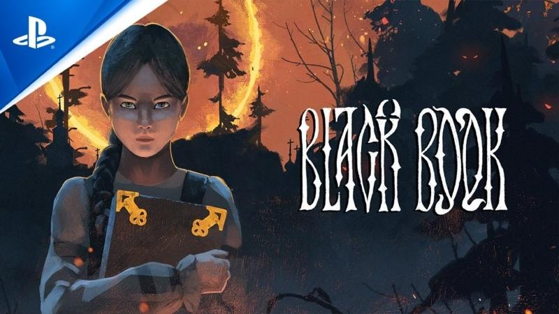 Black Book Трейлер к выходу PS4