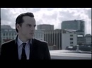 Шерлок и Мориарти на крыше. Sherlock BBC
