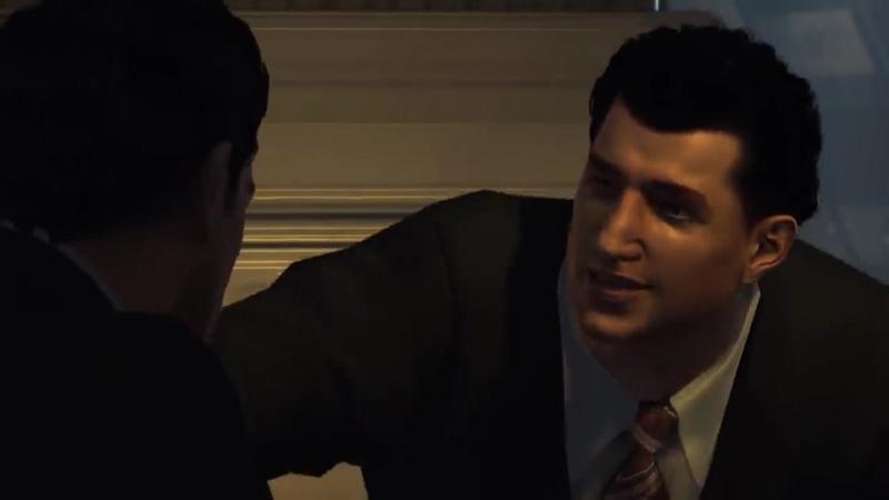 Что за старпёрские разговоры Mafia 2