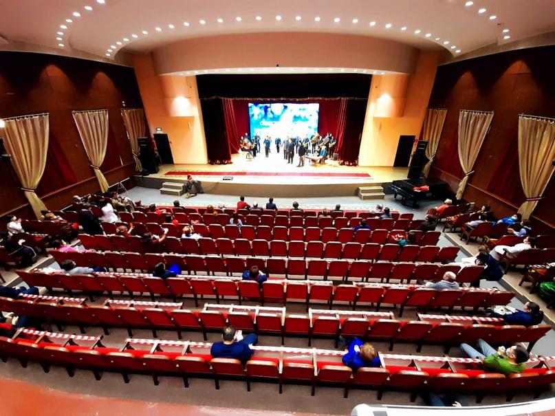 На заседании Общественного совета при Министерстве культуры Тувы подвели итоги года, изображение №2