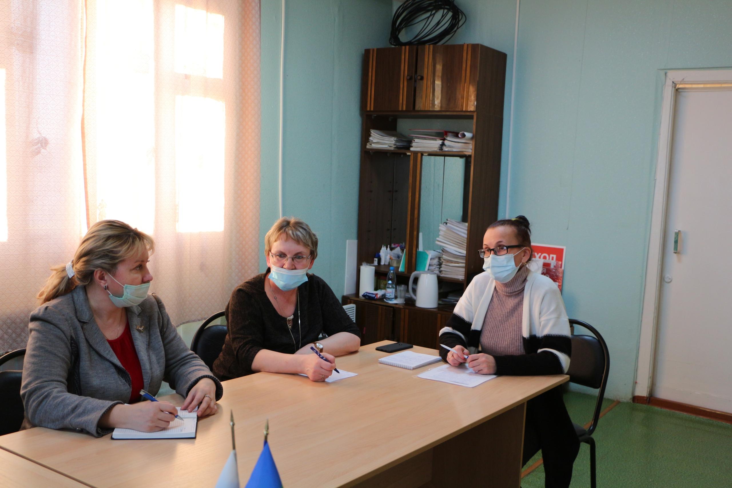 Николай Жилин провел личный прием в селах Большая Пысса, Чернутьево и в деревне Сельыб
