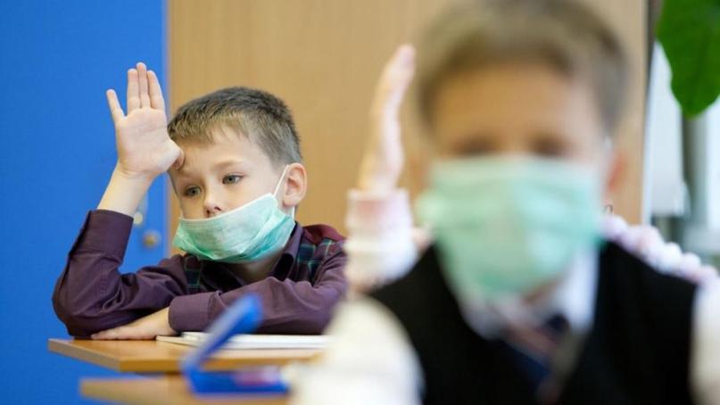 🔥В Курской области пока только 90 школьников останутся на дистанте.