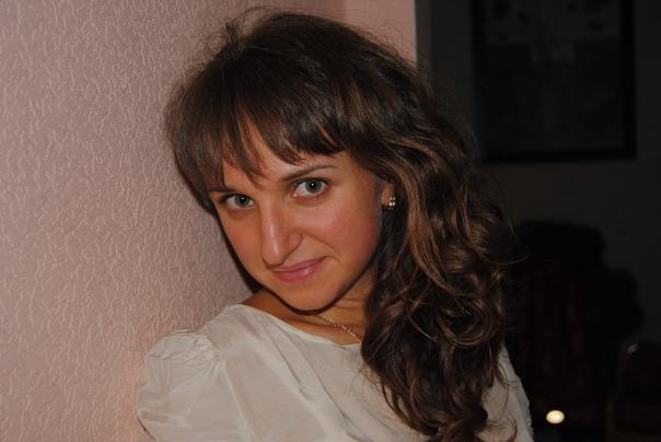 Анна Гришина, Москва, Россия