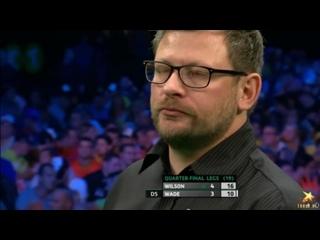 James Wilson vs James Wade (PDC European Championship 2016 / Quarter Final)