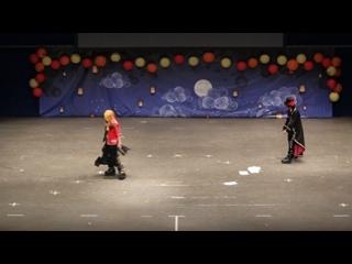 Live action VII-Sense – Mamiko, Aruta S. – Москва, Калач-на-Дону - Oni No Yoru 2015