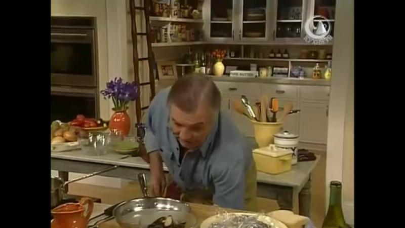 Жак Пепэн Фаст Фуд как я его вижу 3 серия airvideo