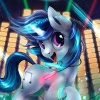 Pony Музыки от Винил и Октивии
