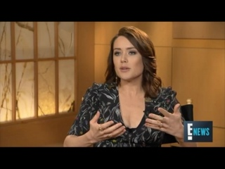 Интервью Меган Бун для Eonline