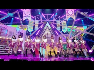 Pristin - We Like @ Music Core 170826