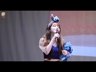 · Fancam · 180922 · OH MY GIRL (Seunghee & Mimi focus) · Mokdong Fansign ·