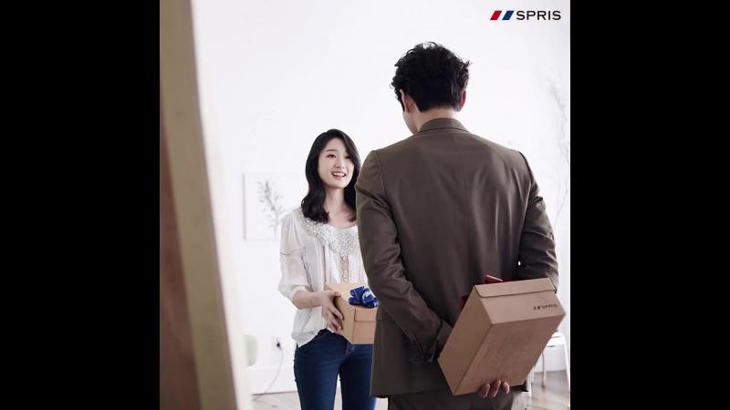 2017 | Рекламная кампания бренда обуви «SPRIS».