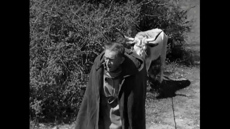 Х ф Франциск шут Божий Francesco giullare di Dio 1950