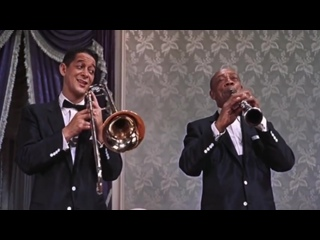 Thats Jazz (High Society 1956 - Bing Crosby  Louis Armstrong)