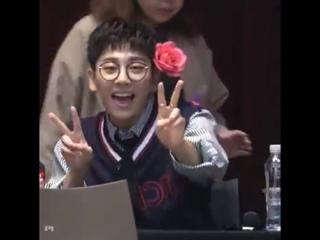 171112 fansign event kobaco hall fancam Cr.: RT_hyun