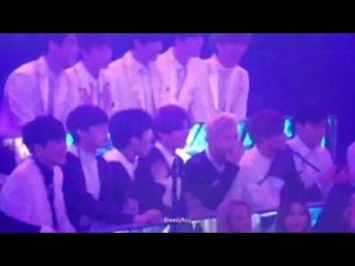 [VK][171231] MONSTA X fancam @ MBC Gayo Daejejeon : The FAN