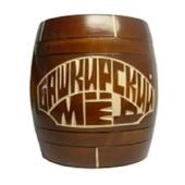 Мед «Бочонок деревянный» 2 кг.