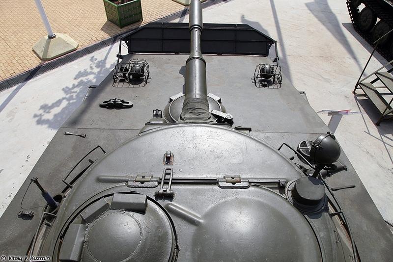 ТАНК ПТ-76, изображение №12