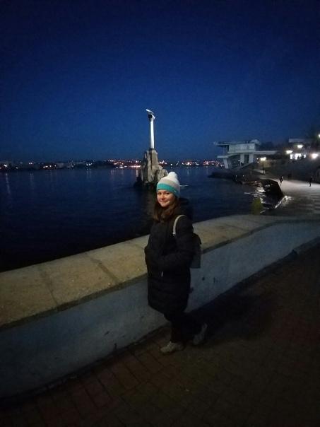 Екатерина Симонова, Таганрог, Россия