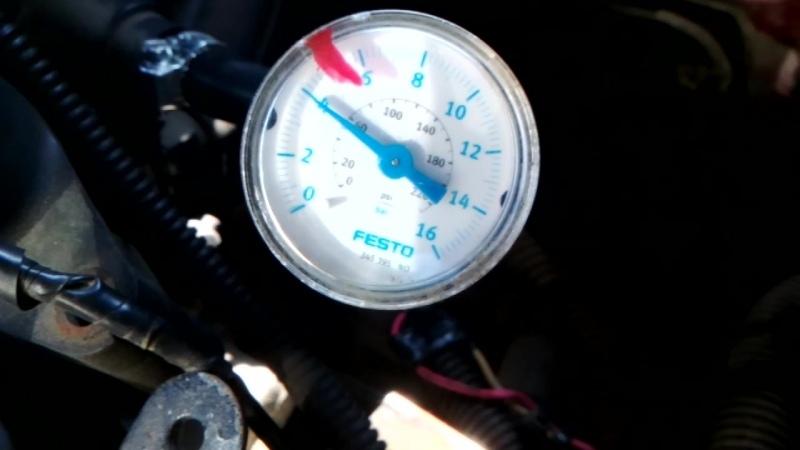 Пежо 306 инжектор 1 4 бензин давление топлива 👍 4бар