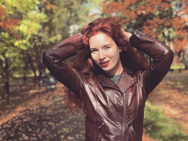 Анастасия Карпочёва, Новосибирск, Россия