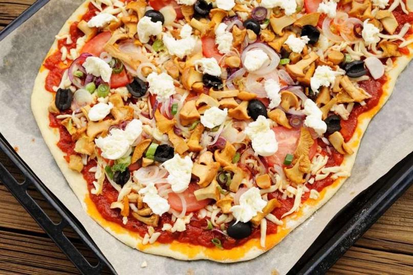 Немного о пицце, изображение №1