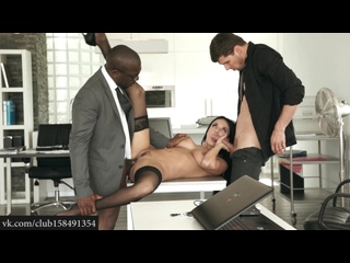Anissa Kate cuckold sexwife Anissa Gets A Hard Dp Action With Her Business Associates 4K Porn Anal Threesome куколд сексвайф BBC