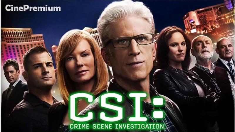В Эфире Место преступления Лас Вегас 1 сезон 1 11 серия Serial